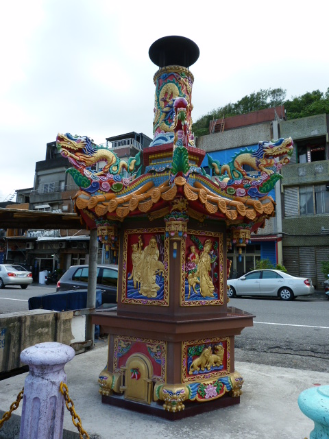 TAIWAN .Le port de SU AO - P1090230.JPG
