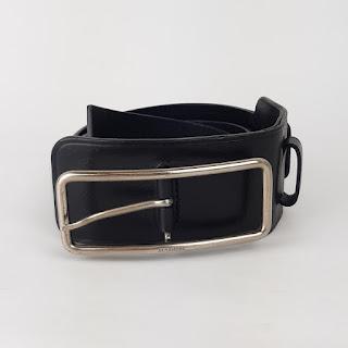 Jil Sander Big Buckle Belt