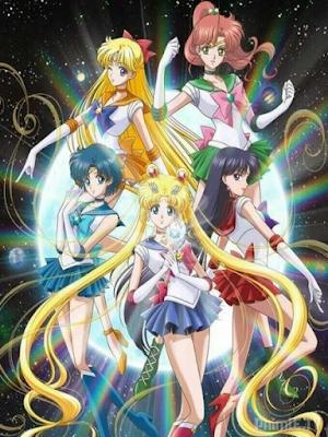 Phim Thủy Thủ Mặt Trăng Bản Mới - Bishoujo Senshi Sailor Moon: Crystal (2014)