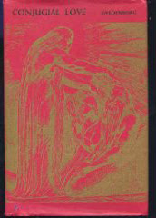 Cover of Emmanuel Swedenborg's Book The Delights Of Wisdom Pertaining To Conjugal Love