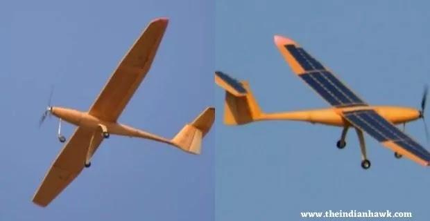 MARAAL-2 Solar Powered UAV - Indian Defence News