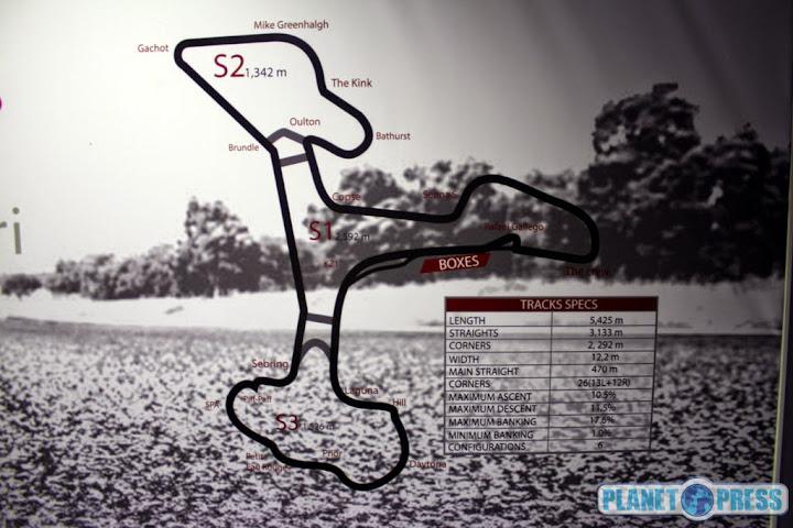El espectacular Circuito de Ascari
