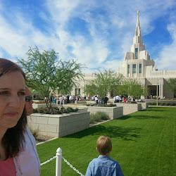 Phoenix LDS Temple Open House