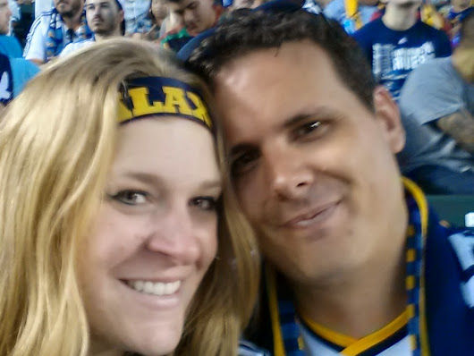 Landon Donovan's Last Home Match