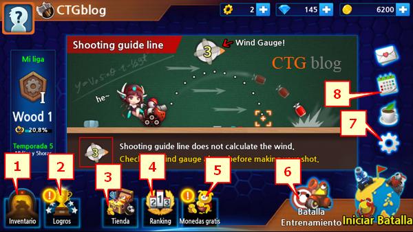 Hướng dẫn chơi Game Gunbound mới nhất