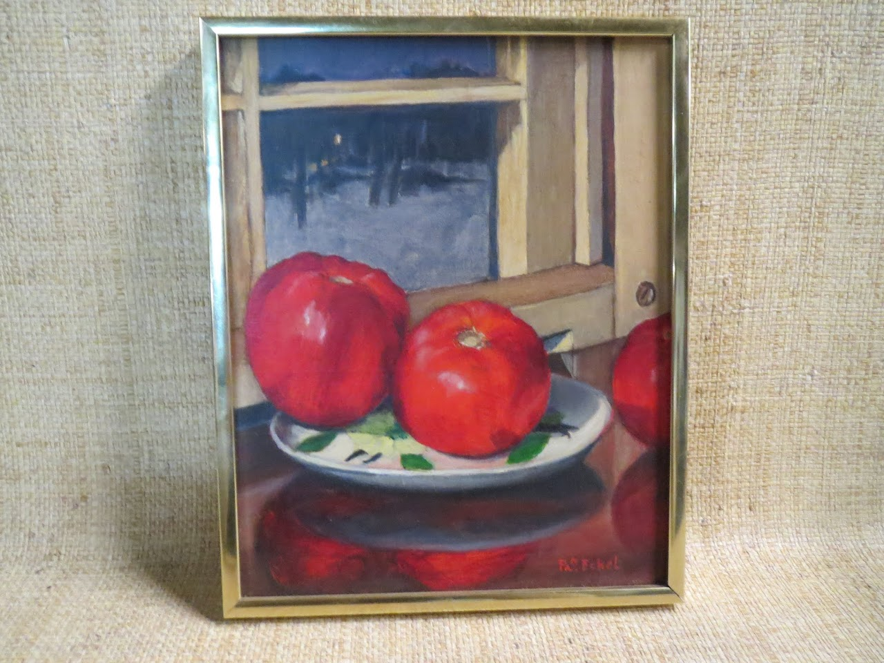 Phyllis Eckel Still Life Painting