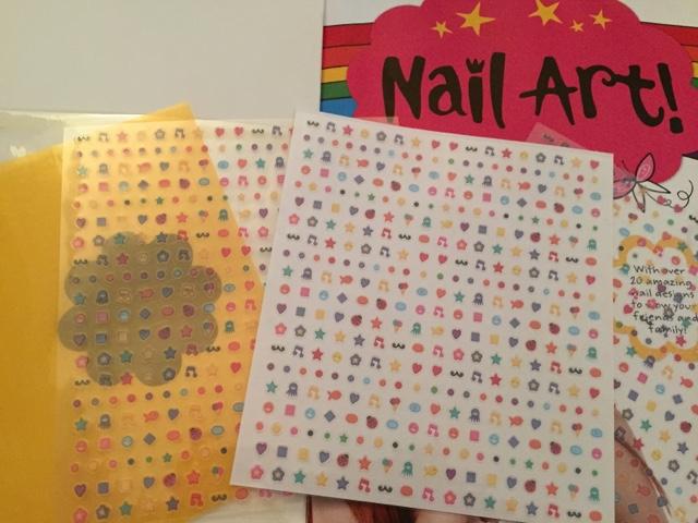 nail art book