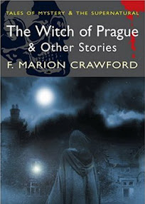 Cover of Marion Crawford's Book The Witch of Prague
