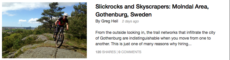 http://www.singletracks.com/blog/mtb-trails/slickrocks-and-skyscrapers-molndal-area-gothenburg-sweden/