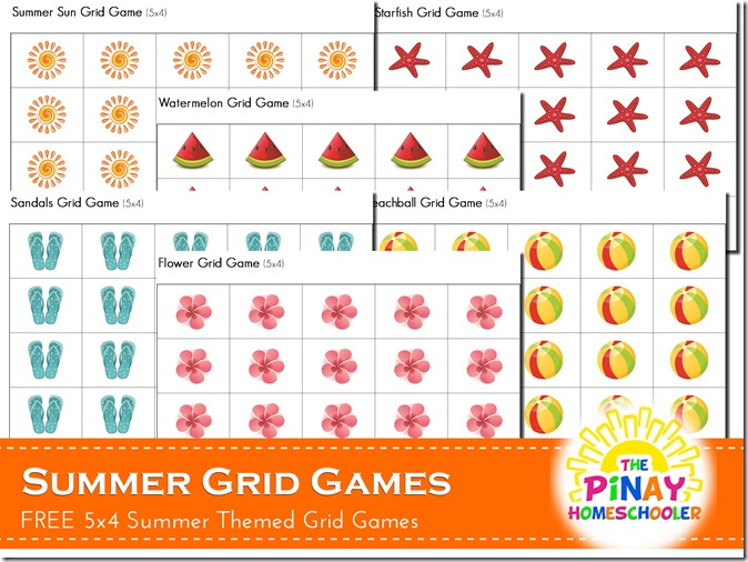 Grid Games Summer 5