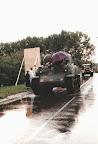 Sherman tank at Grave bridge - Market Garden 1994