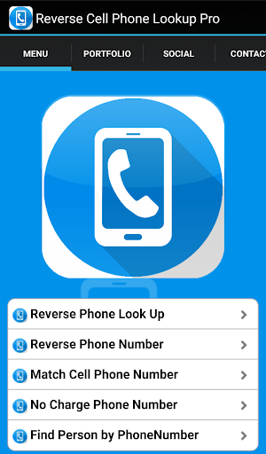 Reverse Cell Phone Lookup Pro