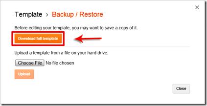 backup-template