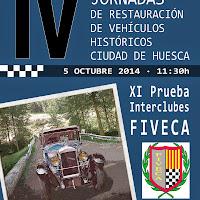 2014/10 - IV JORNADAS DE RESTAURACIÓN
