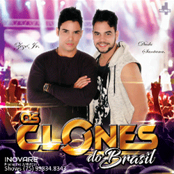 Os Clones Do Brasil - CD Promocional (2016)