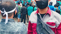 PT. Laot Bangko Kembali Berulah, AMM SAKA Ajak Masyarakat Sekitar, Stop Aktivitas
