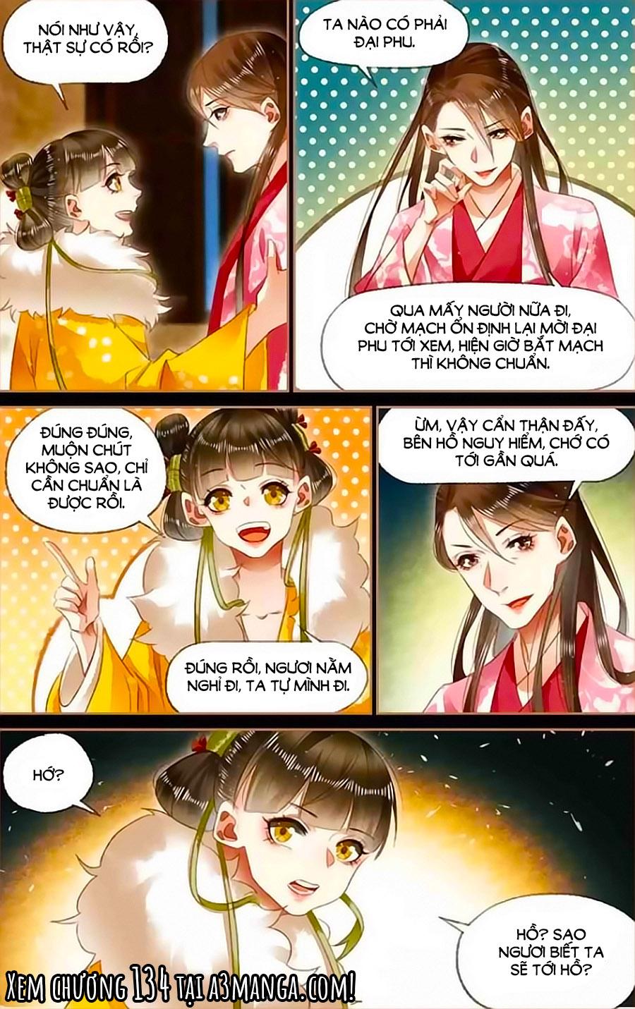 Thần Y Đích Nữ tập 133 - 8