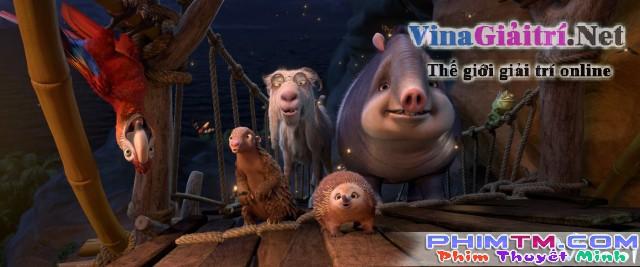 Xem Phim Lạc Trên Đảo Hoang - The Wild Life (robinson Crusoe) - phimtm.com - Ảnh 1