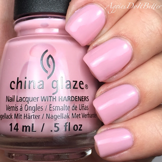 Aggies do it better china glaze seas and greetings collection for warm m4hsunfo