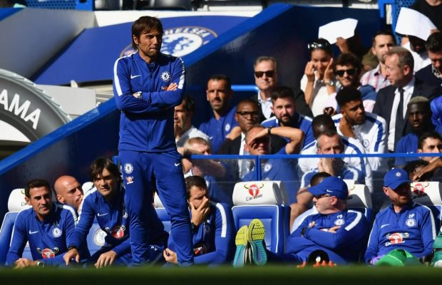 Diego Costa is in Chelsea's past – Antonio Conte insists