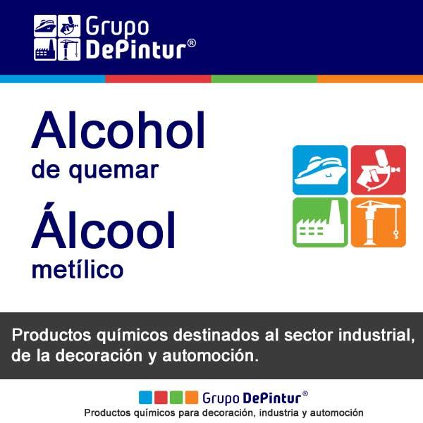 ALCOHOL DE QUEMAR