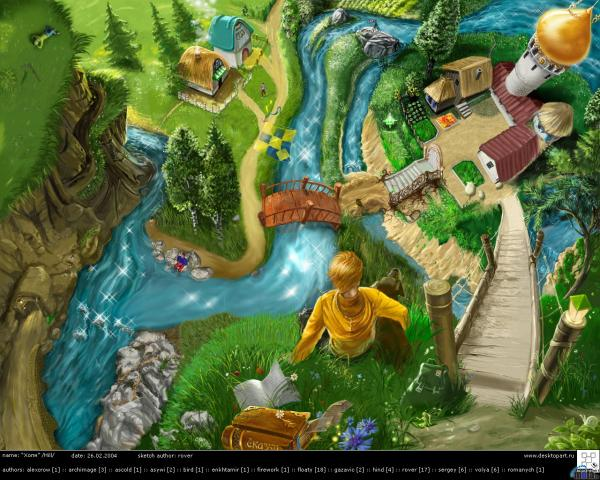 Lands Of Nightmare, Magical Landscapes 3
