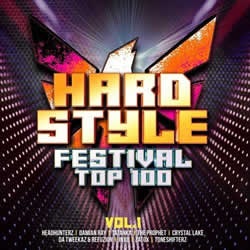 CD Hardstyle Festival Top 100 Vol. 1 - Torrent download