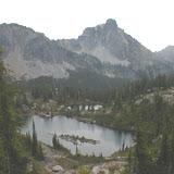 Lila Lake - Box Ridge