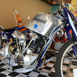 Armed Forces Tribute Motorcycles - Thunder Beach Autumn Rally 2013