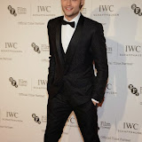 WWW.ENTSIMAGES.COM -   Douglas Booth   arriving at       IWC Schaffhausen and BFI London Film Festival - private dinner at Battersea Evolution, London October 7th 2014Swiss watch brand and British Film Institute host party to celebrate their three year partnership.                                                Photo Mobis Photos/OIC 0203 174 1069