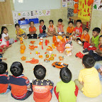 Orange Colour Day (Nursery) 28 Sep 16 Witty World