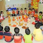 Orange Colour Day (Nursery) 28 Sep 16 Witty World