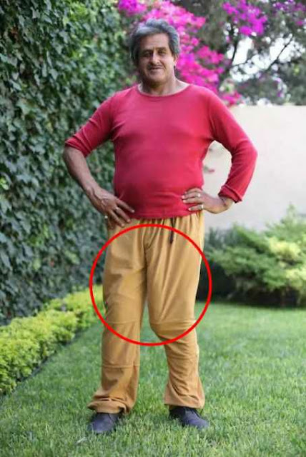 Meet Man With The Biggest Manhood in the World (see photo) 1