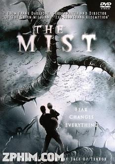 Quái Vật Sương Mù - The Mist (2007) Poster