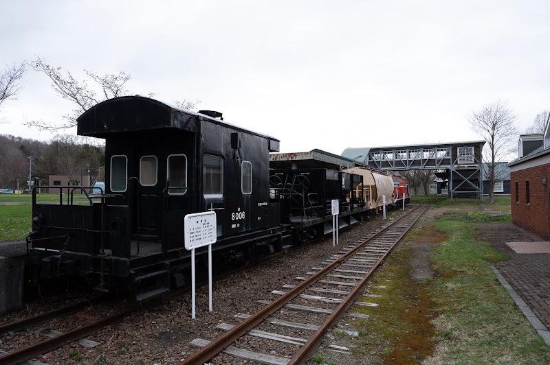 180501 クロフォード公園の貨物編成