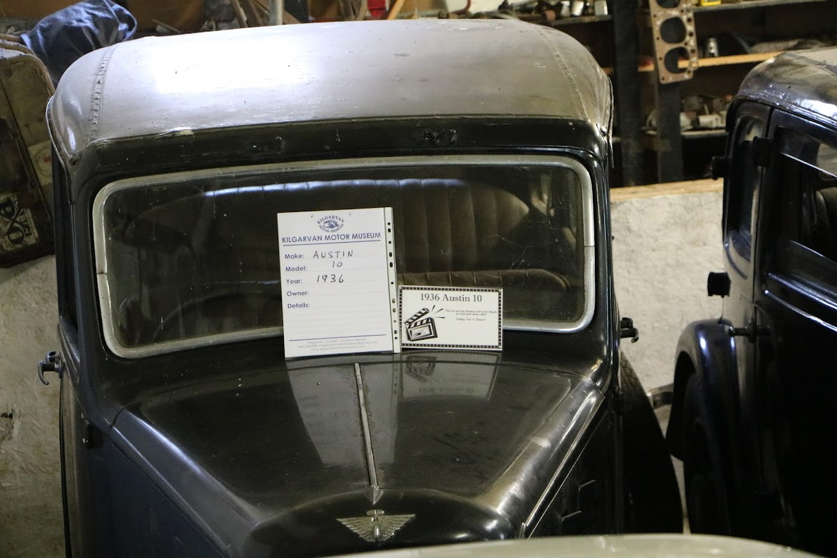 Kilgarvan Motor Museum 0068.JPG