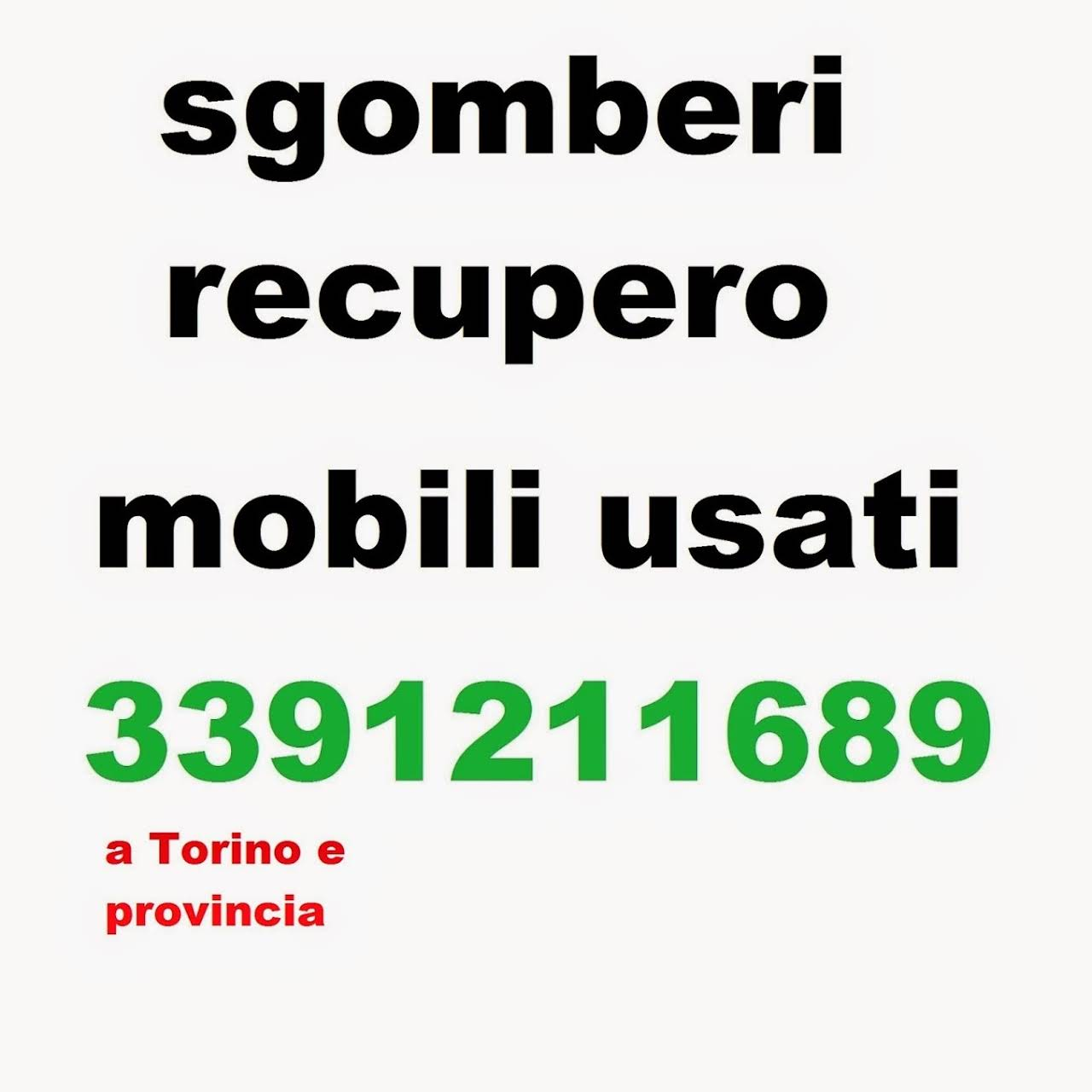 Ritiro Mobili Usati Chieri Sgomberi E Traslochi A Torino E