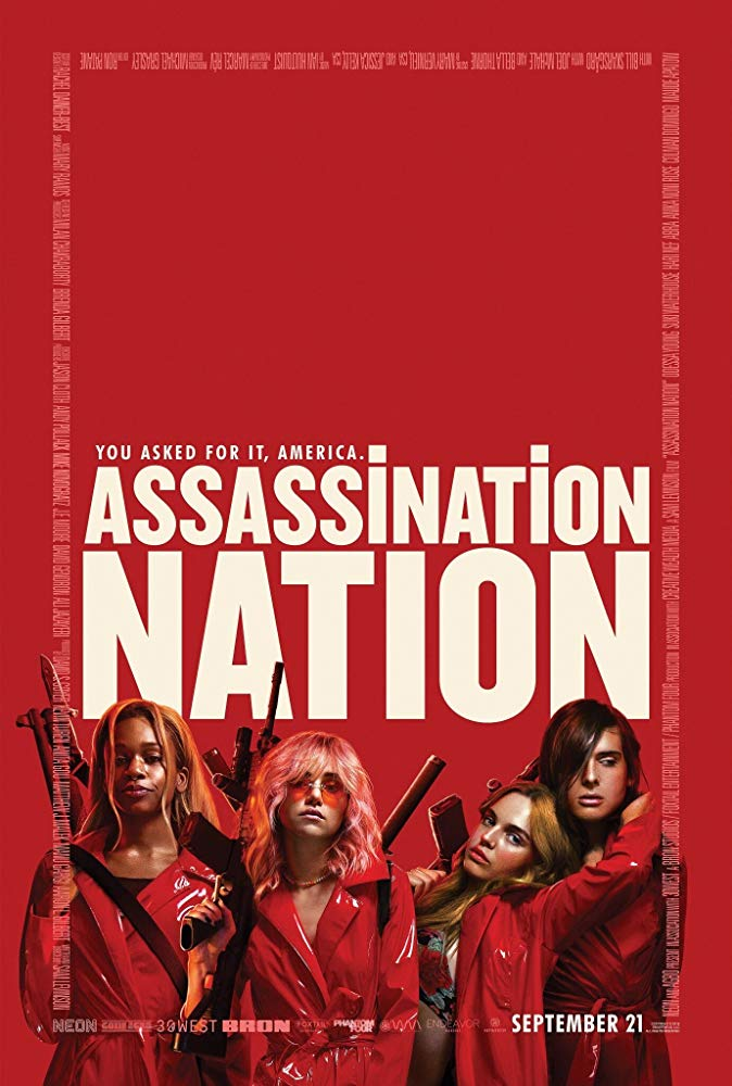 Movie: Assassination Nation (2018)