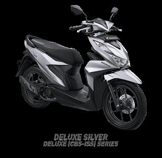 Warna Honda Beat Terbaru 2020, Ini Pilihan Warnanya !!