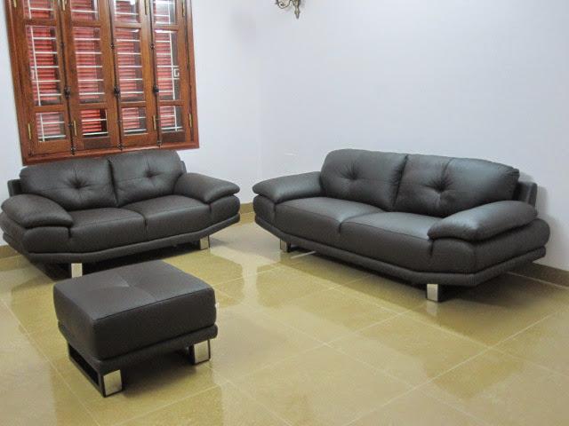 mẫu ghế sofa da thật số 8