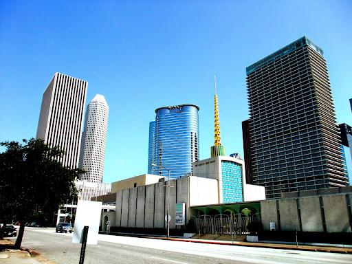 ヒューストンを街歩き