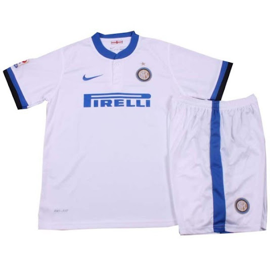 Jual Jersey Bola Kids Inter Milan Away 2014