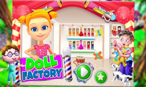 Doll Factory u2013 Cute Toy Making & Builder Games Sim 1.0 4