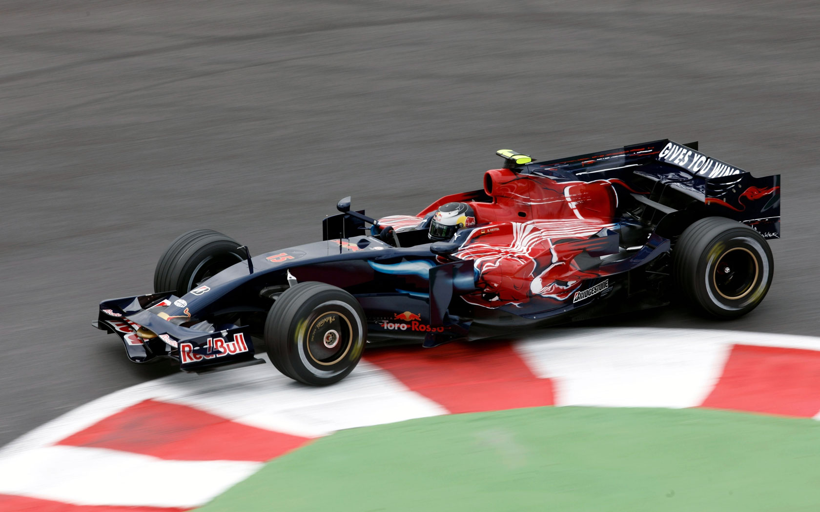 Red Bull Formula 1 Car 4K HD Desktop Wallpaper for 4K