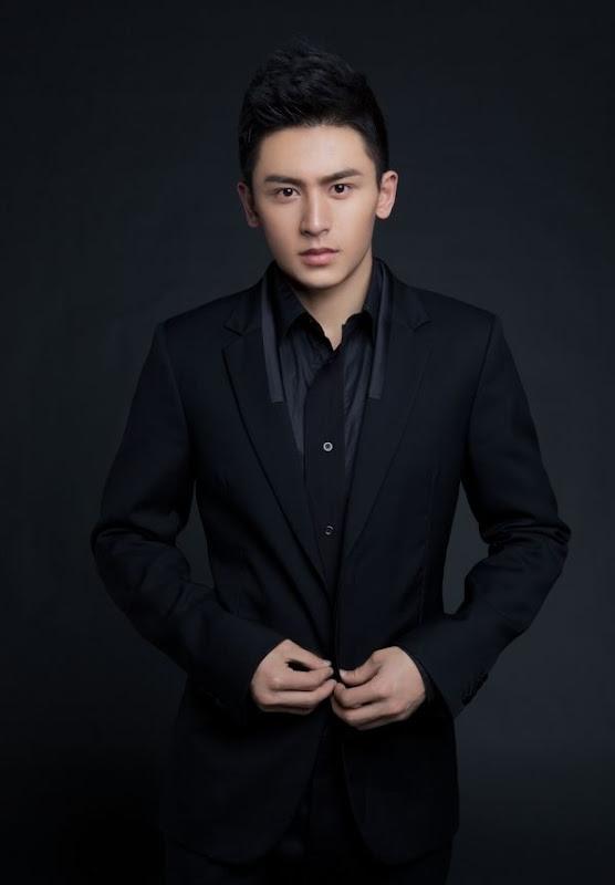 Zhang Zhehan China Actor