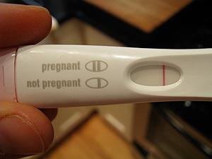 To Love A Rose Negative Pregnancy Test Bagillion On To Med