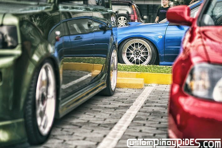 Stance Pilipinas Manila Fitted Custom Pinoy Rides Philip Aragones Car Photography pic6