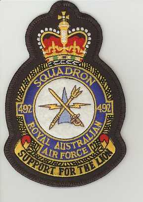 RAAF 492sqn crown.JPG