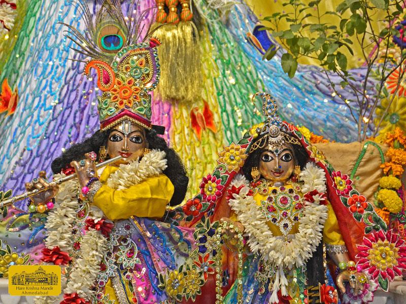 ISKCON Hare Krishna mandir Ahmedabad  05 Jan 2017 (6)