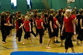 Gymnastikopvisningen 2013